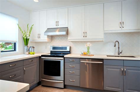 kitchen cabinets for used grey kitchen cabinets and walls creativeadvertisingblog 8042