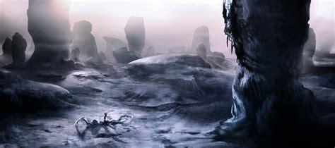 Dead Space 3 Concept Art By Jens Holdener Concept Art World