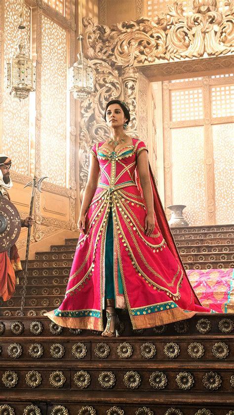 naomi scott  princess jasmine  aladdin