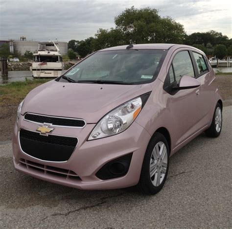 drive  techno pink  chevrolet spark