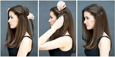 penteados femininos simples  bonitos