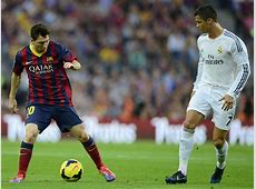 Video Cristiano Ronaldo vs Messi top 10 El Clasico