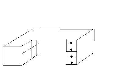 fabriquer bureau d angle fabriquer bureau d 39 angle avec caisson