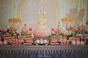 Kara's Party Ideas Elegant Princess Birthday Party Kara