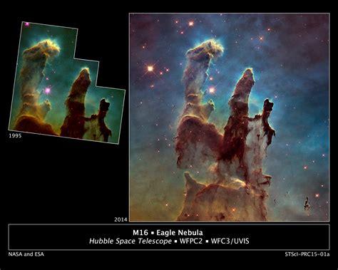 La Creation by The 25 Best Hubble Space Telescope Images Extremetech