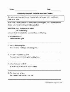 17 Best Images Of Simple Sentence Worksheets 6th Grade