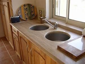 Table De Travail Marbre : plan de travail en marbre plan de travail cuisine n mes uz s ~ Zukunftsfamilie.com Idées de Décoration