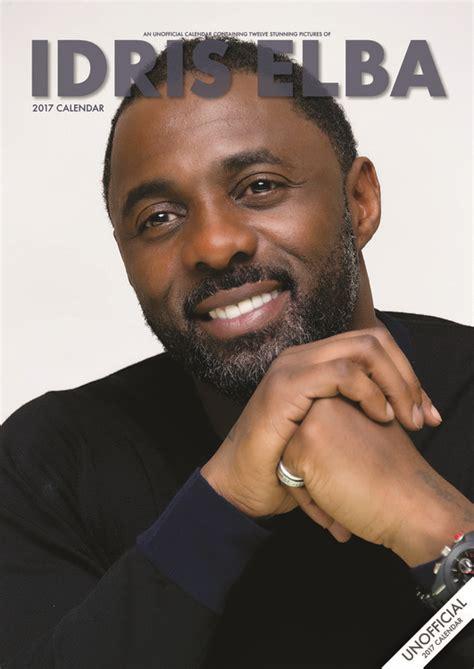 Idris Elba - Calendars 2021 on UKposters/UKposters