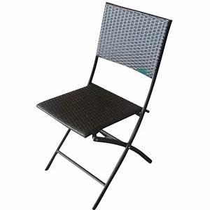 Chaise En Résine Tressée : chaise en resine finest bain with chaise en resine cheap chaise resine tressee luxury chaise ~ Dallasstarsshop.com Idées de Décoration