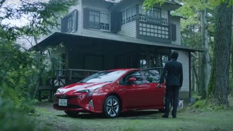 Japanese Commercials Say 2016 Toyota Prius Is