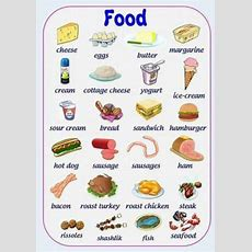 English Vocabulary For Fast Food  Eslbuzz Learning English