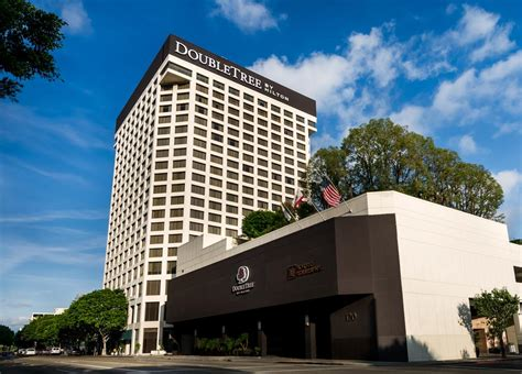 hotel doubletree los angeles downtown including reviews