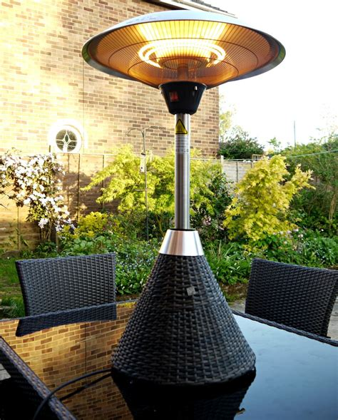 electric patio heater renovation bay bee