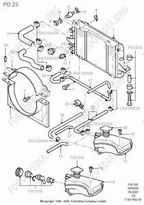 Ford Sierra Mki  1982-1986  Parts List  F2 30