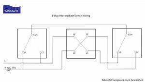 Intermediate Switch Wiring Diagram