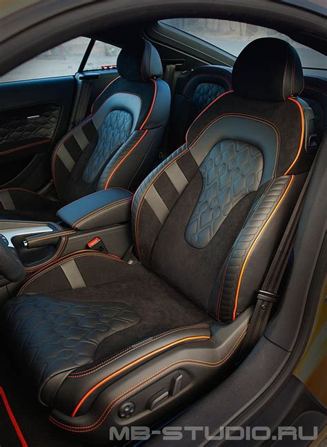 Interior Car Upholstery by 68 Best Custom Stitching Embossing Images On