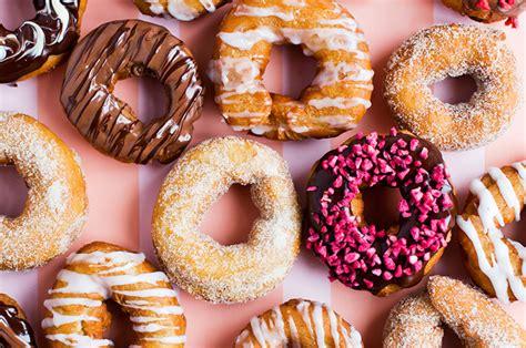 great british bake  showstopping doughnut recipes