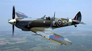Airplanes Warbird Supermarine Spitfire Spitfire wallpaper ...