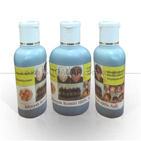 Minyak Kemiri Vycaris minyak kemiri 100 asli isodagar