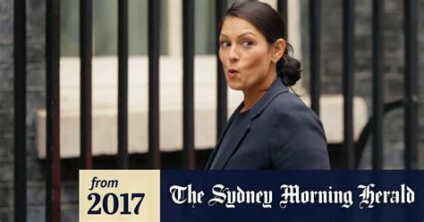 Another UK minister, Priti Patel, resigns - this time to a ...