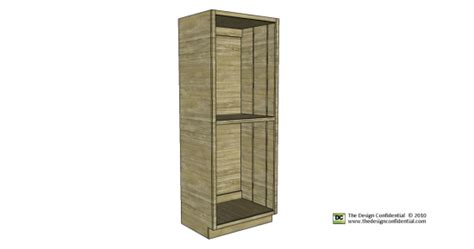 how to build a kitchen pantry cabinet free woodworking plans to build the easiest pantry cabinet 9295