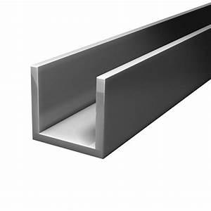Edelstahl U Profil : aluminium u profil up 5000e 4301001 ~ Udekor.club Haus und Dekorationen