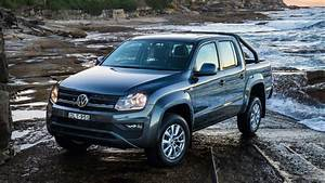 Vw Amarok V6 Gets Manual Transmission For 2020