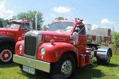 Mack Trucks Train Truck
