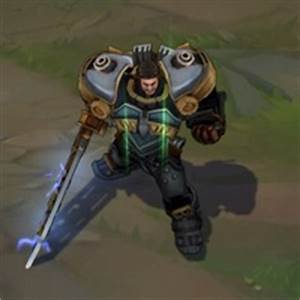 Steel Legion Garen - LeagueSales