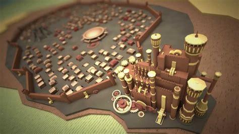 game  thrones intro animation kings landing youtube