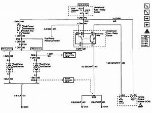 1997 Chevy 1500 Fuel Pump Wiring Diagram