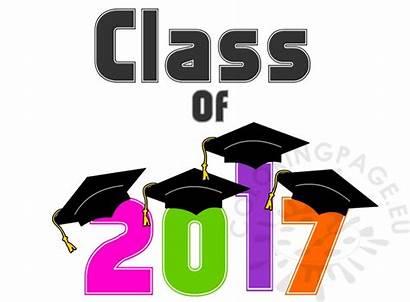 Class Graduation Multicolor Coloring Coloringpage Eu