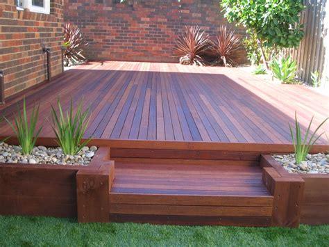 images of decking designs backyard decking shamrock landscaping and design landscaping narre warren vic 3805