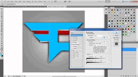 How To Make Faze Clan Logo