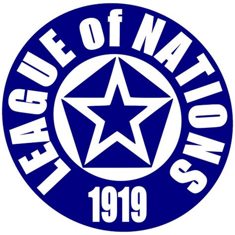 the league of nations a league of its own so don t be