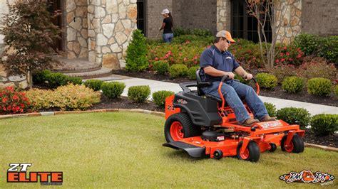 Zt Elite Mowers  Ztr Mowers  Best Residential Lawn