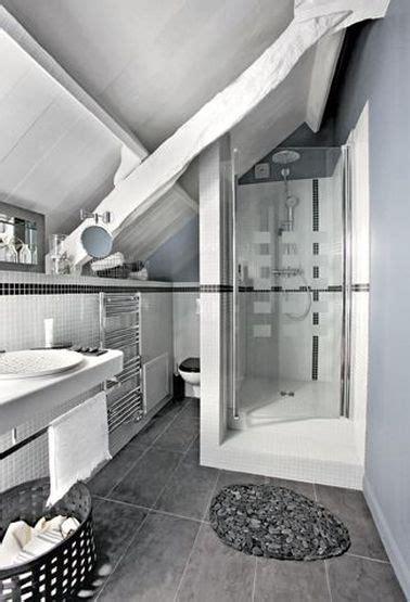 salle de bain sous comble 9647 salle de bain sous pente et sous combles 224 la d 233 co craquante