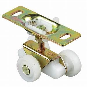 Roulette Pour Porte Coulissante : roulette de haut de porte coulissante rona ~ Dailycaller-alerts.com Idées de Décoration