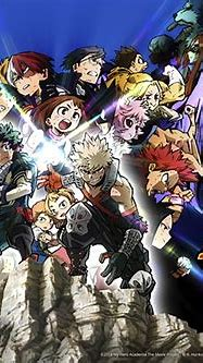 'My Hero Academia: Heroes Rising' Review: Action ...
