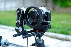 Time Lapse Photography Equipment - Rail - Follow Focus