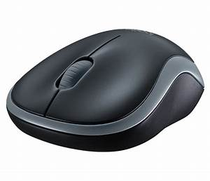 Logitech M185 Compact Wireless Mouse  Durable  U0026 Designed