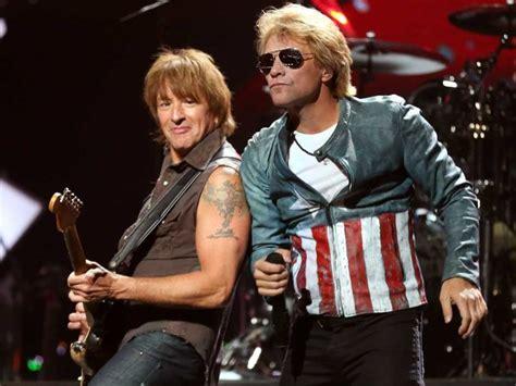 Richie Sambora Quits Jon Bon Jovi Tour Business Insider
