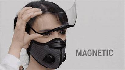 Mask Face Breeze Many Crowdfunding Chinos Belt
