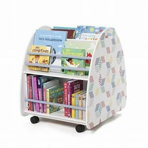 Ikea Bibliotheque Enfant : biblioth que roulettes losanges pour enfant de 3 ans 8 ans oxybul veil et jeux ~ Teatrodelosmanantiales.com Idées de Décoration