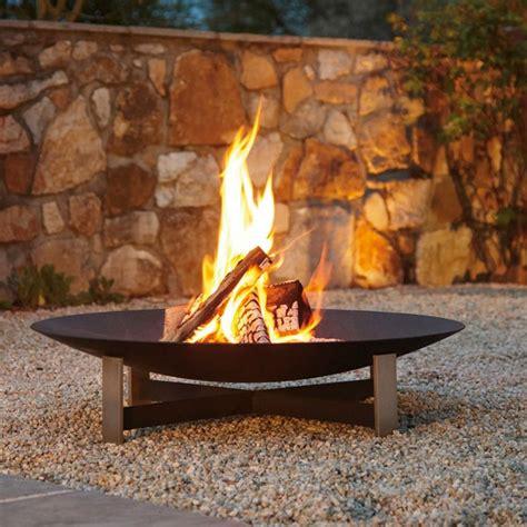 outdoor pit furniture brasero sunset jardinchic