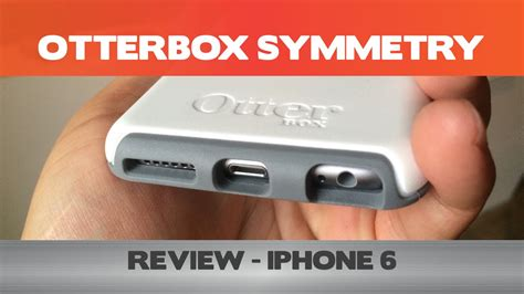 iphone 6 thickness otterbox symmetry review the thickness of your