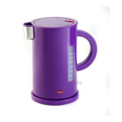Bodum 1.7L Ettore Electric Cordless Water Kettle Purple