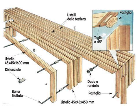 Come Costruire Un Letto Contenitore by Costruire Un Letto In Stile Giapponese Bricoportale Fai