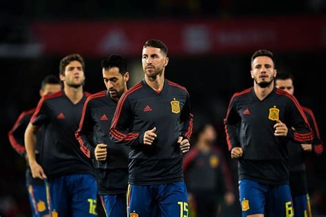 euro cup qualification spain squad list predicted lineup