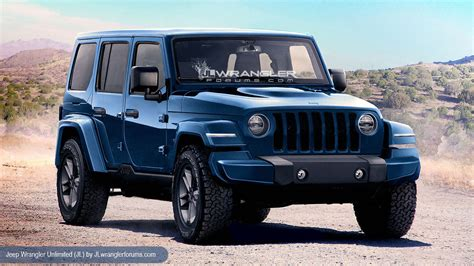 2018 Jeep Wrangler Unlimited by 2018 Jeep Wrangler Heading To Los Angeles Auto Show